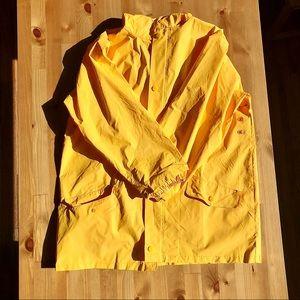 GAP Boys Yellow Rain Coat